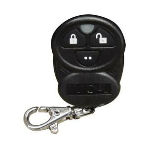 Omega 433-01B Replacement Transmitter for Mundial-3 3 button black