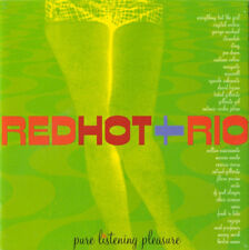 Red Hot + Rio by Various Artists - 1996 CD - MINT Condition - Money Mark -Maxwel