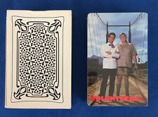 Vintage Unopened Volunteers Sealed Playing Cards Box Movie Tom Hanks John Candy