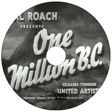 One Million BC - Adventure -  Victor Mature, Carole Landis - 1940