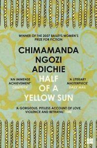 Half of a Yellow Sun-Chimamanda Ngozi Adichie, 9780007200283