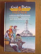 """""""5 Freunde wittern ein Geheimnis und auf dem Leuchtturm"""" von Enid Blyton"""
