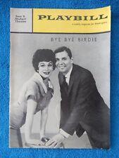 Bye Bye Birdie - Sam S. Shubert Theatre Playbill - June 19th, 1961 - Wyler