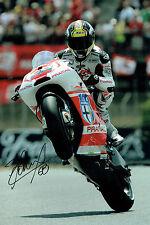 Yonny HERNANDEZ SIGNED Pramac Ducati MOTOGP 12x8 Autograph Photo AFTAL COA