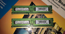 2 X 1GB DDR3 1066 8500U 2GB Samsung Dimm Ram Lenovo