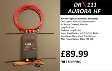 DRX111 Aurora HF 80m-6m Portable Antenna System MKII
