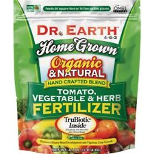 Dr. Earth Home Grown Tomato Vegetable, & Herb Organic Dry Plant Food