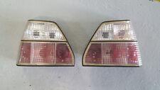 Paar (Links und Rechts) Scheinwerfer Rücklicht Heckleuchte für VW Golf 2 (19E)