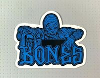 "Powell Peralta /""Bones Raybourn/"" Skateboard Sticker Limited Edition"