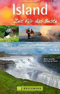 Reiseführer Island - Zeit für das Beste: Highlights und ... | Buch | Zustand gut