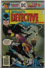 Detective Comics #460 (Jun 1976, DC), NM+ condition, 1st app. Captain Stingaree