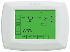 """Honeywell RTH8500D 7-Day Touchscreen Programmable Thermostat, """"C"""" Wire Required"""