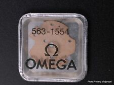 Vintage ORIGINAL OMEGA Date Indicator Guard Part #1554 for Omega Cal.563!