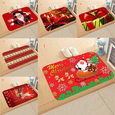 Christmas Mat Merry Christmas Decor Gift Outdoor Carpet New Year 2022 Door Mat