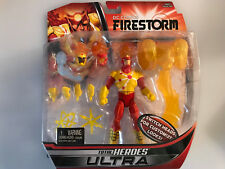"DC Comics FIRESTORM Total Heroes Ultra - 6"" Action Figure - NIB"