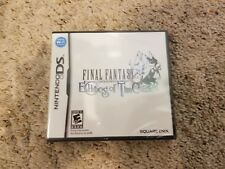 Final Fantasy Crystal Chronicles: Echoes of Time (Nintendo Ds) *Sealed*