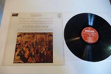 HAYDN STREICHQUARTETTE op.51. GIDON KREMER LP RABUS GERARD CAUSSE KO IWASAKI.