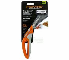 Fiskars Total Control RazorEdge Precision Scissors 7inch