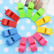 24Pcs Whistles Cheering Props Referee Whistle Sports Kid Vocal Toy Chic