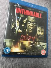 Unthinkable (Samuel L Jackson) Blu Ray Sealed FREE UK POST Michael Sheen