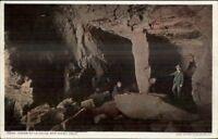 San Diego CA La Jolla Caves c1910 Detroit Publishing Postcard
