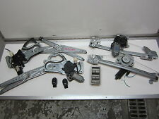 Holden Commodore VY VZ Front & Rear Power Window Regulator Switch Motor Set Up