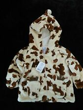 New Kids Pinto Pony Jacket Coat 12-18 Months NWT by North American Bear