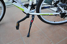 MTB Road Bike Bicycle Adjustable Middle Install Side Kickstand Alloy Kick Stand