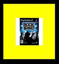 Rock Band (RockBand) Sony PlayStation 2 PS2 Brand New