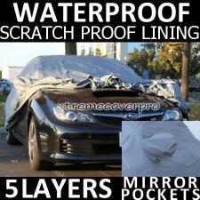 Waterproof 2000 2001 Volkswagen Passat Wagon Car Cover