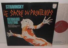 6500 482 Stravinsky Le Sacre Du Printemps London Philharmonic Orchestra Haitink