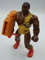 Figurine vintage  Conan l'Aventurier - Hasbro 1992 ZULA 18 cm mécanisme ok *
