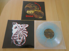 Orchid-Sign Of The Witch 10'' EP Splatter Vinyl 2015 Limited 500 Black Sabbath
