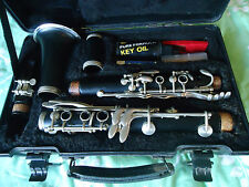 Preloved ARTLEY CLARINET in CASE with EXTRAS - EXCELLENT CONDITION