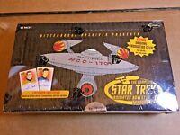 Complete Star Trek Animated Adventures trading cards 2003 SEALED BOOSTER BOX