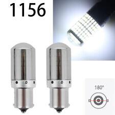 Backup Reverse light 1156 BA15S 7506 P21W 5007 5008 Chrome White W1 for BMW E