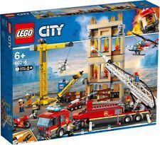 LEGO® City - 60216 - Feuerwehr in der Stadt (Neu & Originalverpackt)