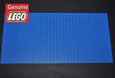 GENUINE LEGO - BLUE BUILDING PLATE 16X32 STUDS BASE BOARD/BASEPLATE/MAT/WATER