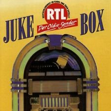 Juke Box (RTL-Der Oldie Sender) Jeronimo, Roy Orbison, Percy Sledge, Be.. [2 CD]