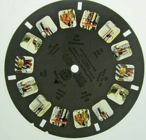 TRAVEL MASTER IN HONG KONG by ERIC SO 2003 Custom-made 3-D View-Master Reel