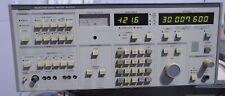Anritsu Ml422c Selective Wide Band Signal Level Meter 50 Hz To 30 Mhz Analyzer