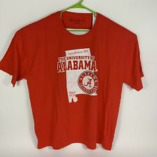 University Of Alabama Crimson Tide The Victory Red T-Shirt 3XL New