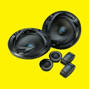 "(Pair of 2) Autotek ATS65C  6.5""  Component Speaker System 600W"