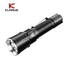 Professional Police Flashlight 4000 Lumens XT21X Klarus LED Tactical Flashlight