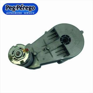 Peg Perego SAGI9961XXG Old Style Motor Gearbox Assembly Genuine