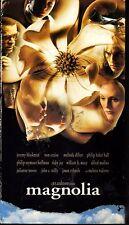 Magnolia (VHS 2000) Tom Cruise Blackman Dillon Hall Mosaic of American Life