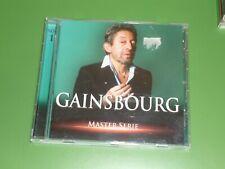 CD  SERGE GAINSBOURG   MASTER SERIE VOL 1        ETAT NEUF
