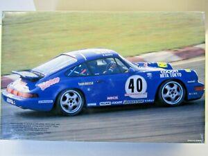 Fujimi 1:24 Scale Porsche 911 Carrera Cup Japan Namadara Model Kit # 06125-1800