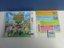 NINTENDO 3DS ANIMAL CROSSING new leaf VIDEO GAME 2ds 3ds xl FREE POST 4861
