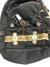 Punk,Hippy Unisex Backpack. Custom made
